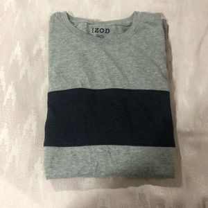 Long Sleeve Izod T-Shirt